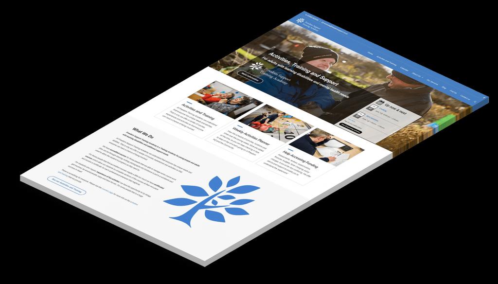 Freedom Support Training Academy Website